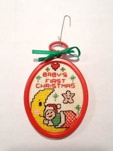 Baby's-First-Christmas-Cross-Stitch