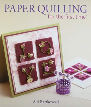 Lark-Books-Paper-Quilling-For-The-First-Time
