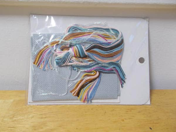 Cross Stitching Starter Kit