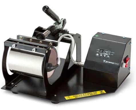 promo heat sublimation mug press image