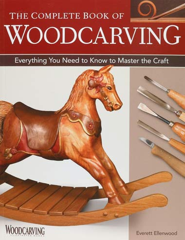 the complete book of wood carving