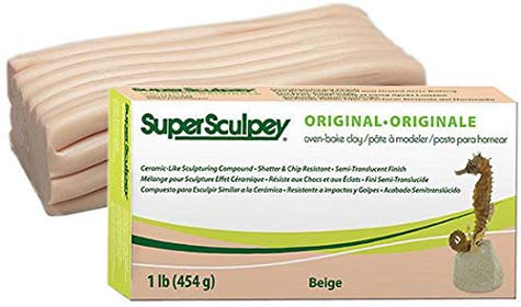 super sculpey best clay to use for sculpting