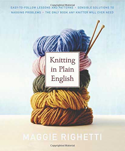 learning how to knit step by step