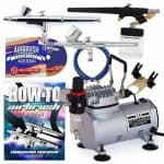 Best airbrush kit for beginners – 5 top rated kits reviewed