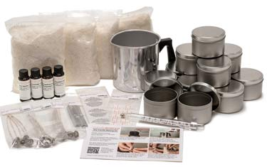 candle making kits spotlight Candle Science