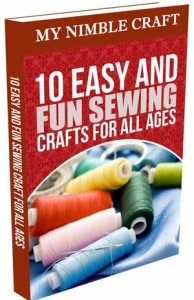 Professional Sewing project Kit book image