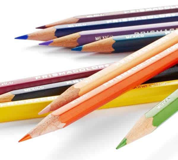 best colored pencils for your craftwork