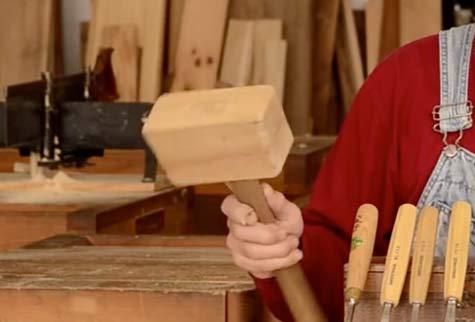 carpenters Mallet image