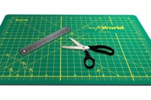 Craft cutting mats