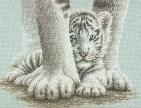 dimensions-tiger-cross-stitch-patterns