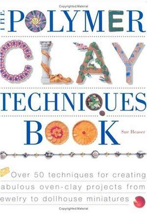 polymer-clay-books