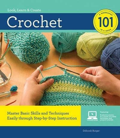 best crochet books 101