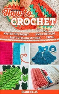 how to crochet books for beginners