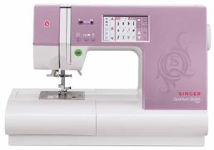 Singer-quantum-sewing-machine