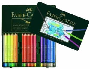 faber castel watercolor pencils for artists