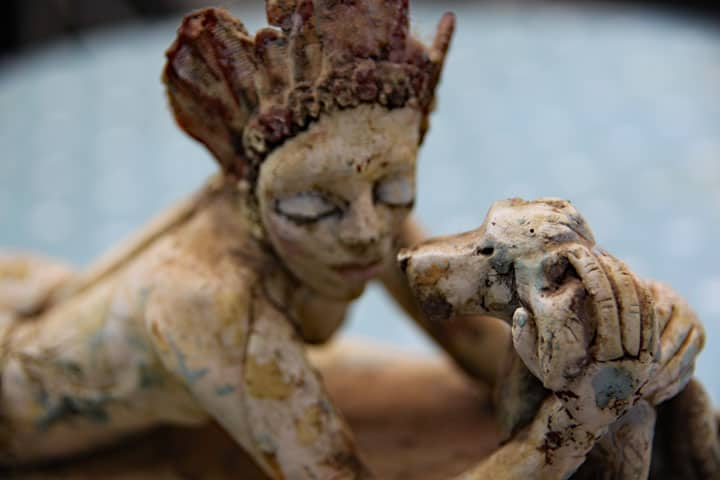 Podcast 1 Clay Modelling Artists Michelle James