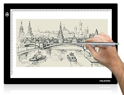 Best Lightbox For Drawing Tracing And Copying