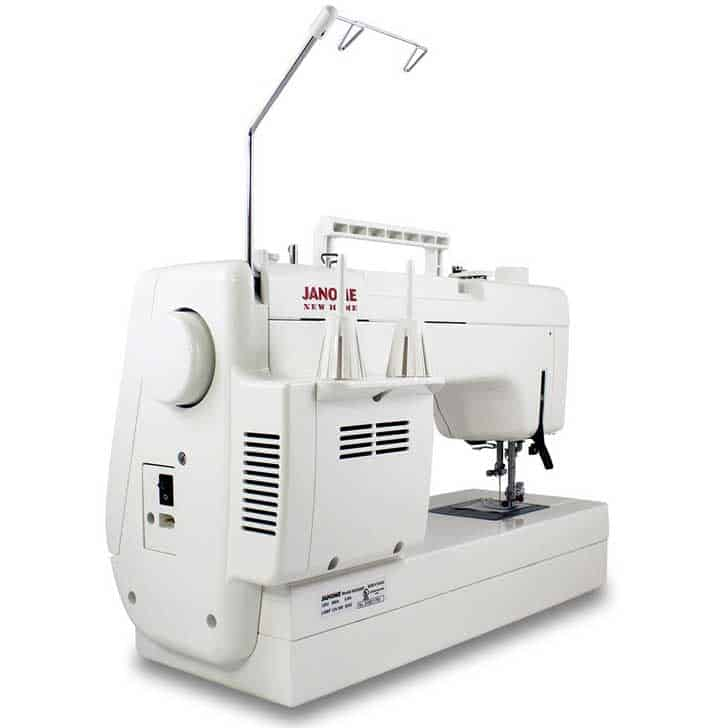 janome professional heavy duty sewing machine