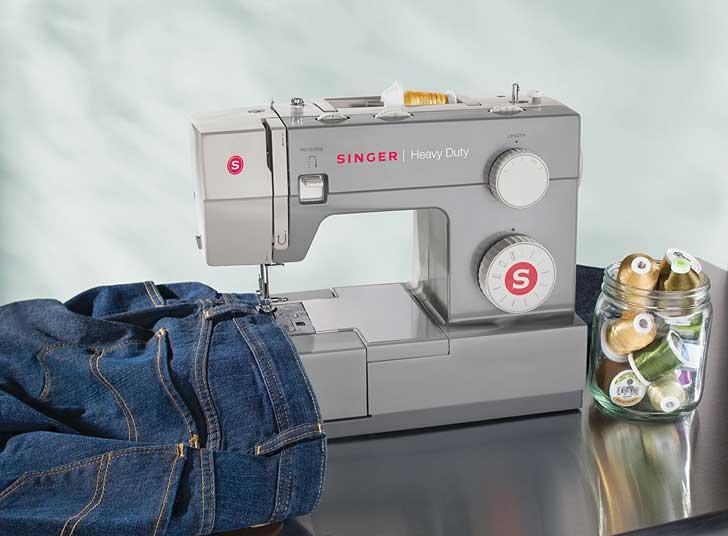 Best Heavy Duty Sewing Machine Craftsfinder Stunning Best Heavy Duty Sewing Machines