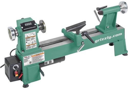 "turning pens Grizzly T25926-10"" x 18"" Variable-Speed Wood Lathe"