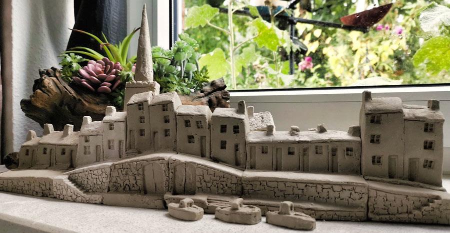 sabine lenke ceramic pottery artist